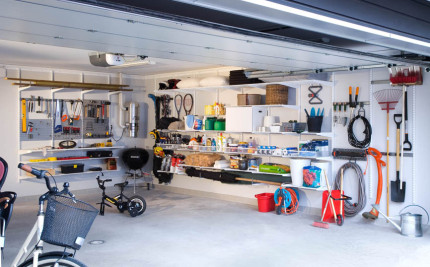 elfa в гараже