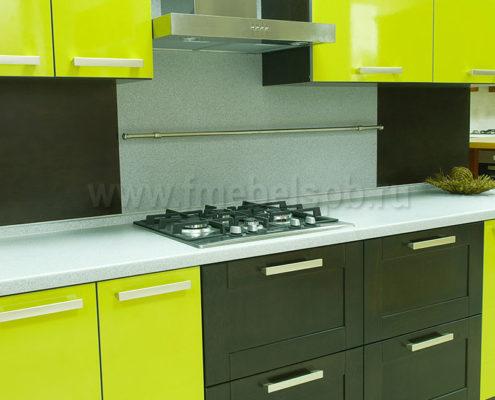 Современные кухни из ДСП, МДФ, пластика