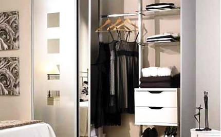 Встраиваемые шкафы