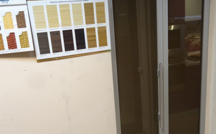 """Складные двери - """"гармошка"""""""