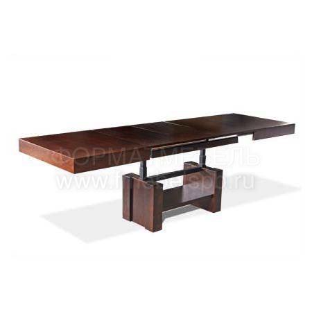 Массивный стол-трансформер