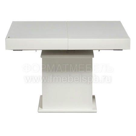 Белый стол-трансформер