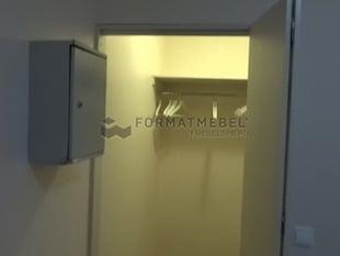 Дверь-гармошка для гардеробной
