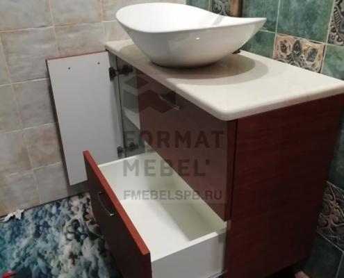 ящики Тумба в ванную комнату