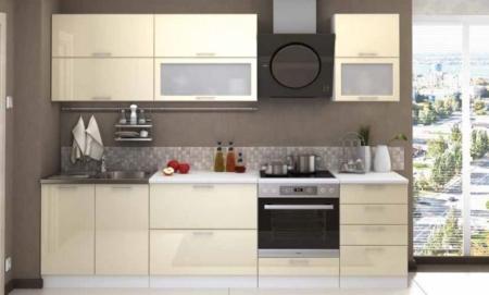 кухня ваниль