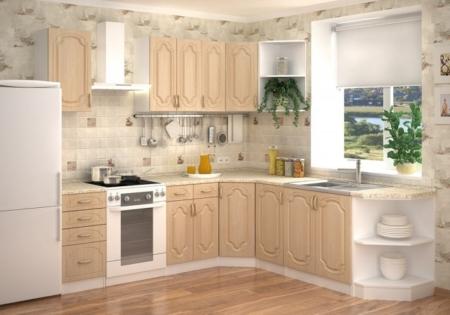 угловая кухня Лира