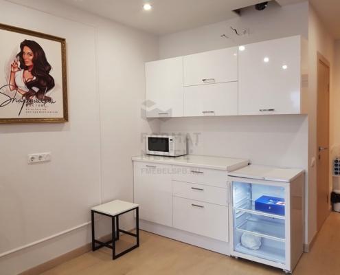 кухня для апарт отеля